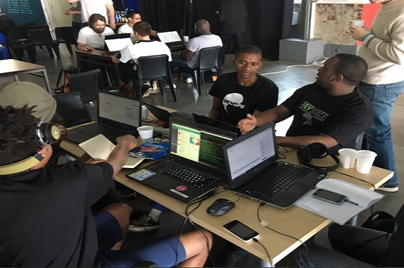 Deep Learning in Africa